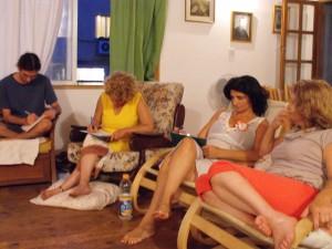 סדנת החיים מעבר לאגו אוגוסט 2009 018