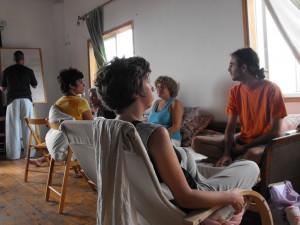 סדנת החיים מעבר לאגו אוגוסט 2009 027