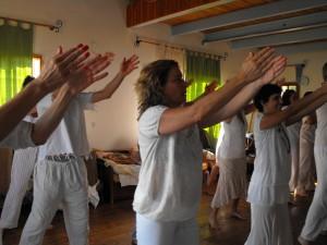 סדנת החיים מעבר לאגו אוגוסט 2009 060